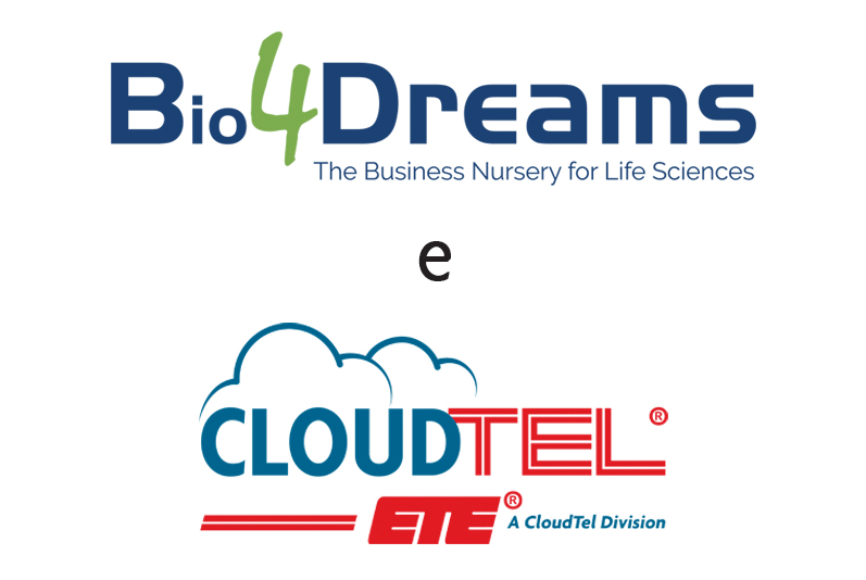 ACCORDO DI PARTNERSHIP tra Bio4Dreams e CloudTel